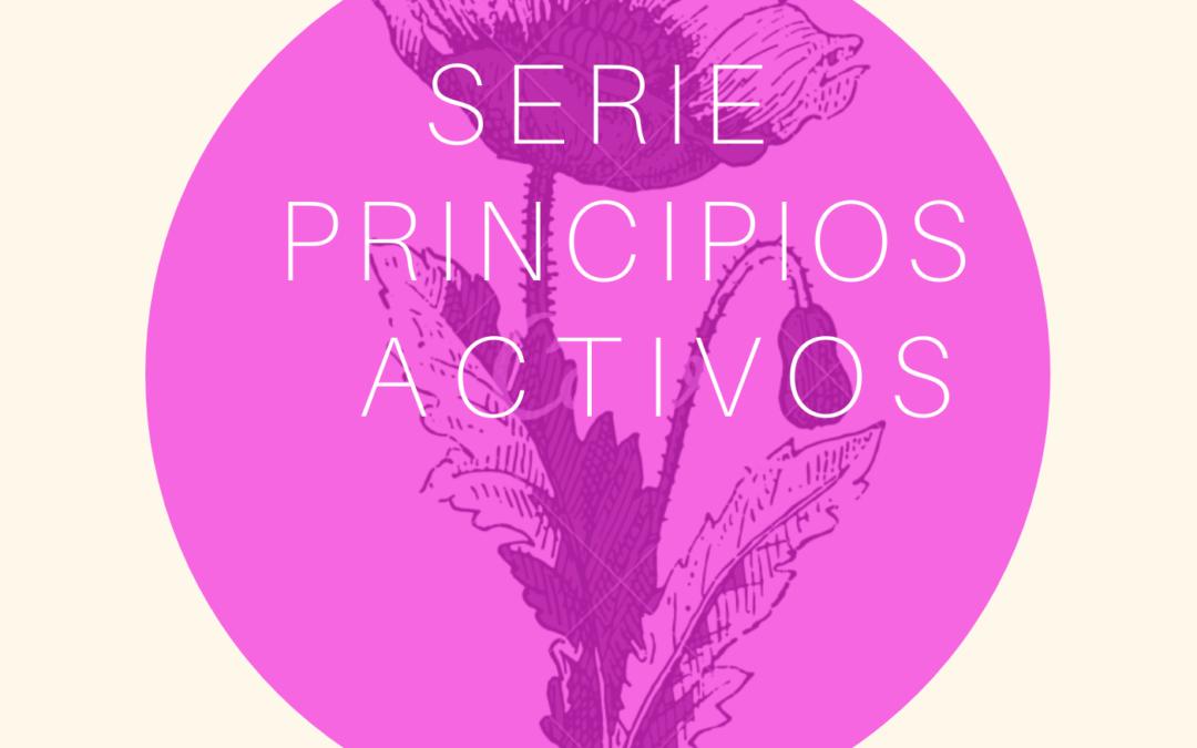 Serie principios activos: Ácidos Pt 1