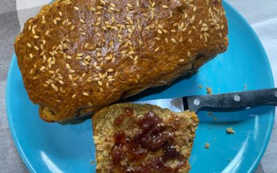 Receta: Pan Paleo sin Gluten